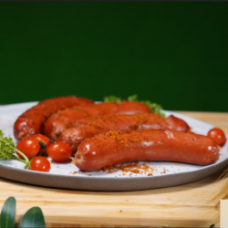 Beef Cheese Sausages 400gr